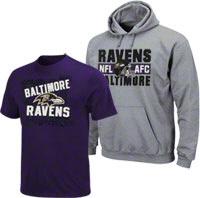 Baltimore Ravens Youth Combo Set