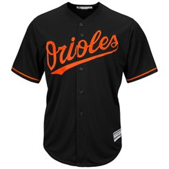 Baltimore Orioles Black Replca Jersey