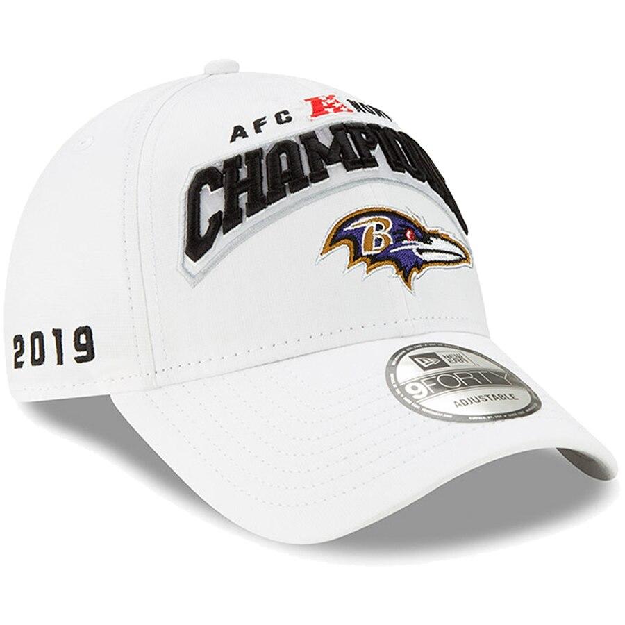 Baltimore Ravens 2019 Division Cap