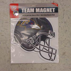 Raven's Helmet Magnet