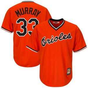 Baltimore Orioles Eddie Murray Cooperstown Collection Jersey