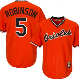 Baltimore Orioles Brook Robinson Cooperstown Collection Jersey