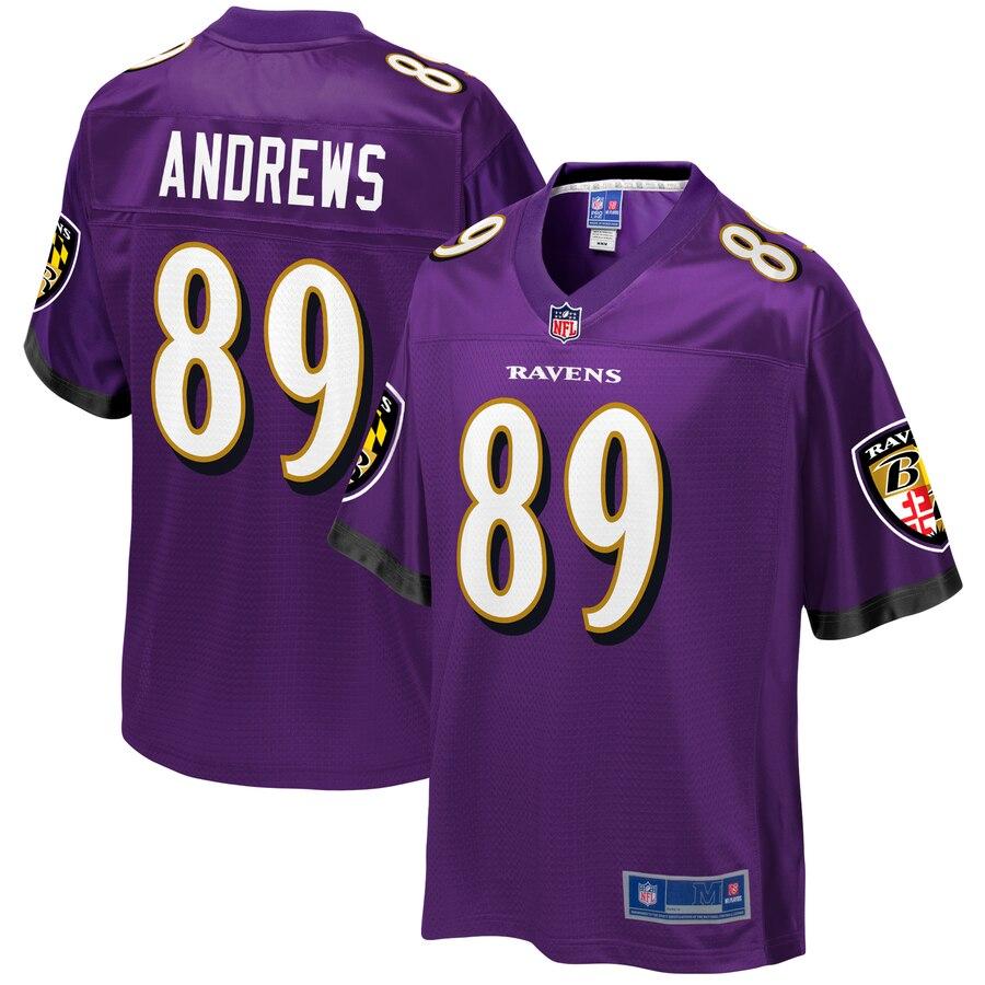 Baltimore Ravens Mark Andrews Jersey