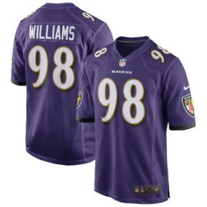 Baltimore Ravens Brandon Williams Youth Jersey