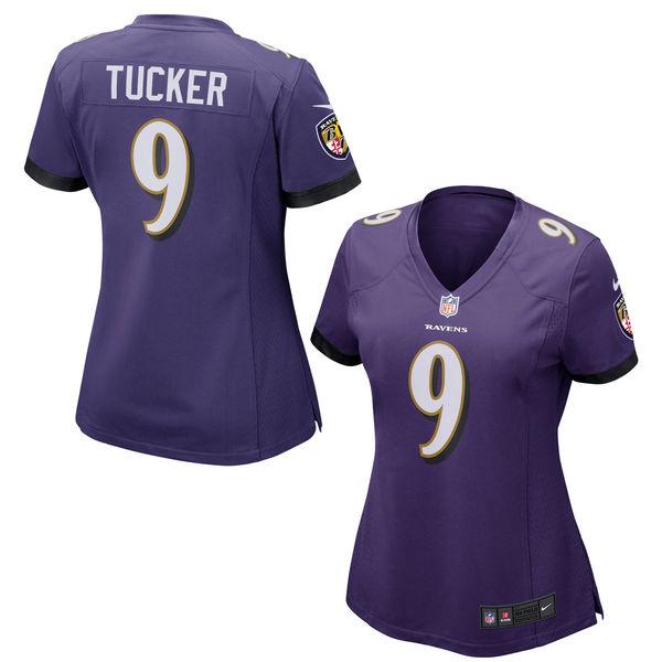 Baltimore Ravens Youth Justin Tucker Jersey