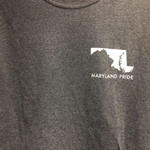 Maryland Pride S/S T-Shirt