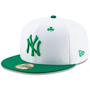 New York Yankees 2019 Fitted St. Patrick's Day Cap
