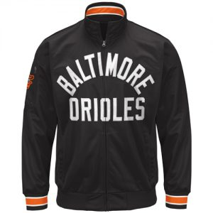 Baltimore Orioles Full Zip Jacket by Giii