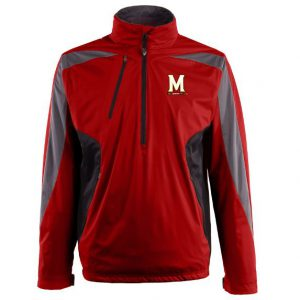 University of Maryland 1/4 zip Jacket