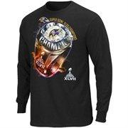 Baltimore Ravens L/S Superbowl Ring T-shirt