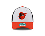 Baltimore Oroles Home Adjustable Cap