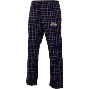 Baltimore Ravens Rooster Flannel Sleepwear Pants