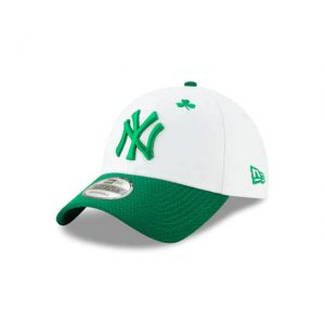 New York Yankees 2019 Adjustable St.Patrick's Day Cap