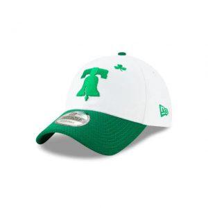 Philadelphia Phillies St. Patricks Day Adjustable Cap