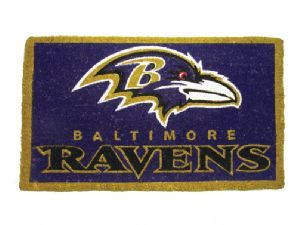 Ravens Welcome Mat