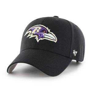 Baltimore Ravens Mvp Black Cap