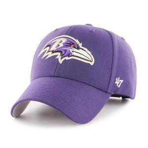 Baltimore Ravens Mvp Purple Cap