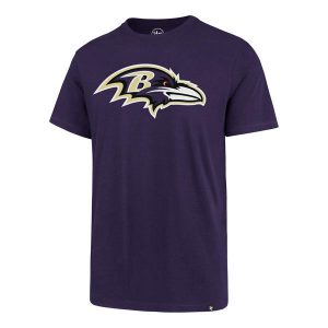Baltimore Ravens Purple Rival S/s T Shirt