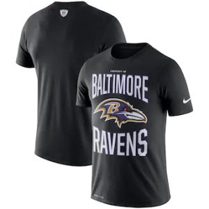 Baltimore Ravens Property Of S/s T Shirt