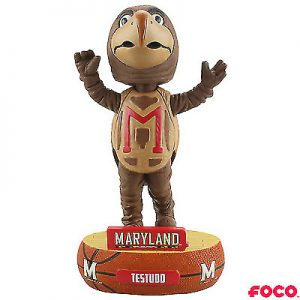University Of Maryland Baller Bobblehead